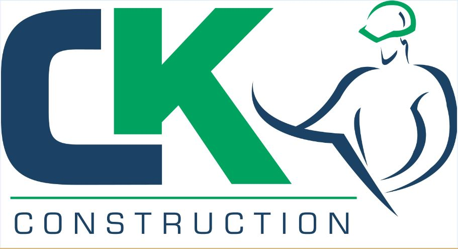 CK Construction Logo